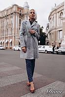 """Женское стильное пальто на подкладке """"Аврора"""", фото 1"""