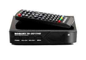 TV-тюнер внешний автономный Romsat TR-0017HD DVB-T2