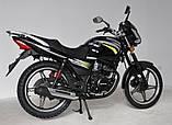 Мотоцикл Musstang Region MT150 black (Мусстанг Регион МТ150 черный), фото 5