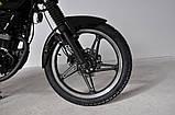 Мотоцикл Musstang Region MT150 black (Мусстанг Регион МТ150 черный), фото 6