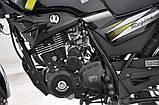 Мотоцикл Musstang Region MT150 black (Мусстанг Регион МТ150 черный), фото 7