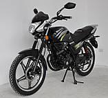 Мотоцикл Musstang Region MT150 black (Мусстанг Регион МТ150 черный), фото 8