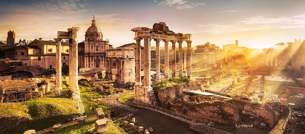 Пазлы Римский форум 600 элементов