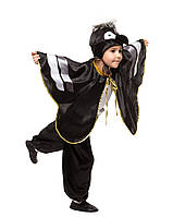 Детский карнавальный маскарадный костюм Ворон рост:110-134 см