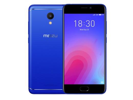 Смартфон Meizu M6 2/16 Gb 3070 mAч синий