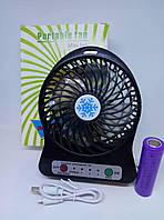 Вентилятор Mini Fan xsfs-01 USB, фото 1