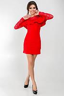 Платье Azuri 5388-13 L Красное (2000000055619), фото 1