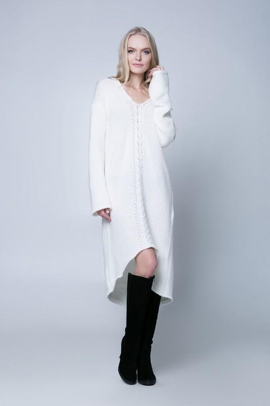 Платье Sewel PW405210000 42-44 ukr Белое (2000000087849)