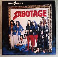 CD диск Black Sabbath - Sabotage