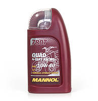 Моторное масло Mannol 7807 Quad 4-Takt Racing API SL/CF (1L)