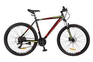 """Велосипед Optimabikes F-1 HDD 29"""" Черно-красный"""