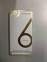 Чехол силикон кейс  Silicone Case для Iphone 6 plus 6+