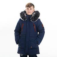 """Зимняя стильная куртка для мальчика """"Бойт""""  42,44, фото 1"""