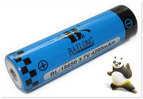 Аккумулятор Bl-18650 Усиленный 4200 mah, Качественная реплика