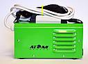 Сварочный инвертор Атом I-160C без кабелей,без байонетов, фото 2