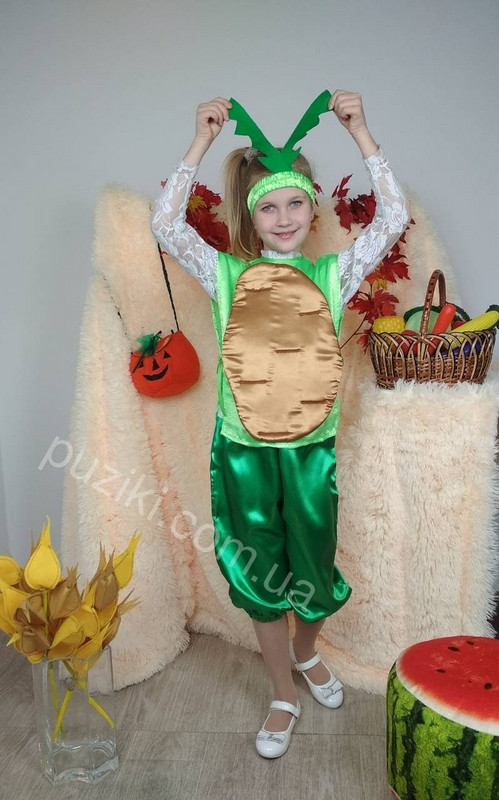 Карнавальный костюм для детей Картофель