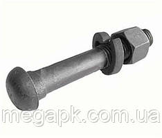 Болт шляховий М24х150 (для рейкових стиків) ГОСТ 11530-93