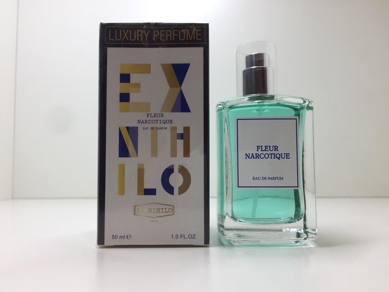 Парфюмированная вода унисекс Luxury parfume Ex Nihilo Fleur Narcotique (Экс нихило) 50 мл