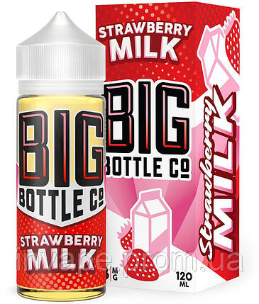 Big Bottle Co. - Strawberry Milk (Клон премиум жидкости) v2, фото 2
