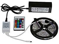 Лента LED 5050 RGB Комплект (Пульт+Контроллер+Блок питания) Новинка!
