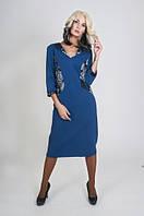 Платье 2 Льва П132 5205/12 56 ukr Синее