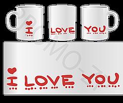 Чашки ко дню Св. Валентина, фото 3