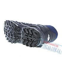 Зимние черные высокие кроссовки из натуральной кожи Bona BA-26, на меху, фото 3