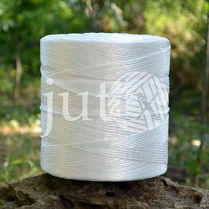 Шпагат сеновязальный 5 мм - 2000 метров - 5 кг (полипропиленовый), фото 2