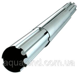 Комплект трубок 4,50-5,55 м (80 мм) для наматывающих пристроїв K943BX/80 або K946BX/80 трьох секційні, фото 2