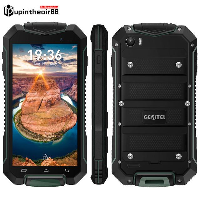 Смартфон GEOTEL A1 - IP67 (Green)