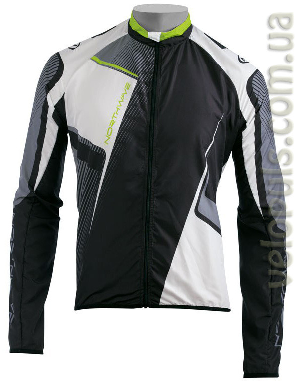 Ветровка - Northwave Volata light Jacket black S