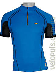 Веломайка - Northwave Force Jersey blue China short sleeves XL