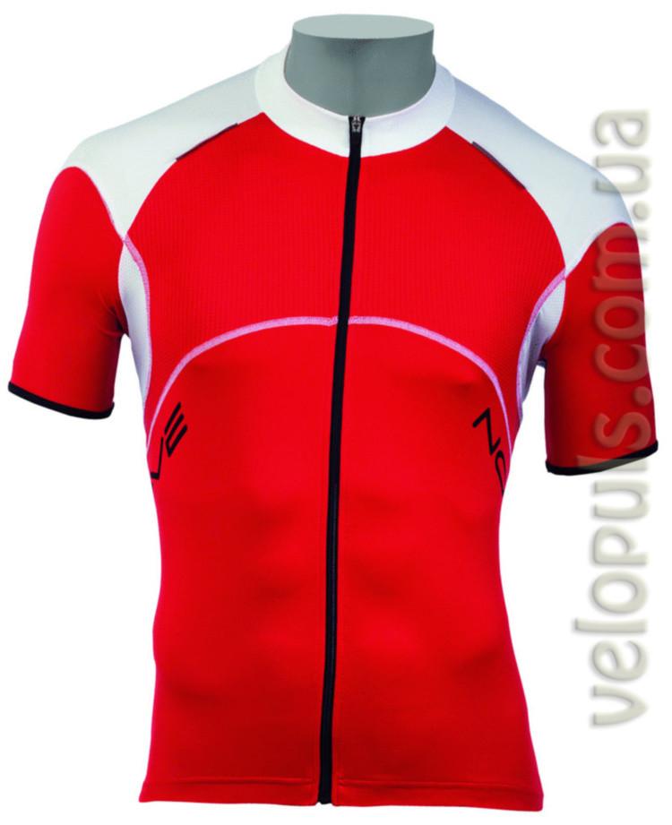 Веломайка - Northwave Blade Jersey2 red/white short sleeve S