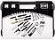 Набір ручних інструментів 141 предмет, фото 2