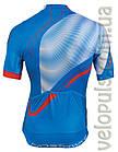 Веломайка - Northwave Typhoon jersey blue/white short sleeve S, фото 2