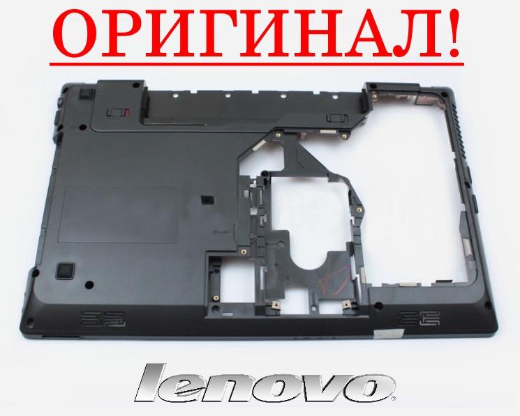 Оригінальний корпус (низ) Lenovo G575 - піддон (корито)