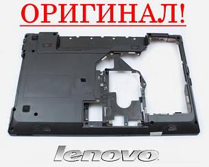 Оригінальний корпус (низ) Lenovo G575 - піддон (корито), фото 2