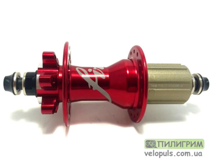 Втулка задняя - FireEye Excelerant R-5 под 32 спицы Красный