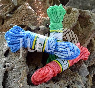 Шнур полипропиленовый (крученый)