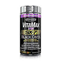 MuscleTech VitaMax Sport SX-7 Black Onyx For Women,120 tabs