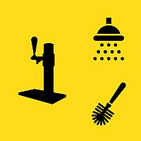 Промывка пивного оборудования