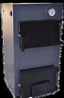 Котел твердотопливный ProTech ТТ-12 с Luxe