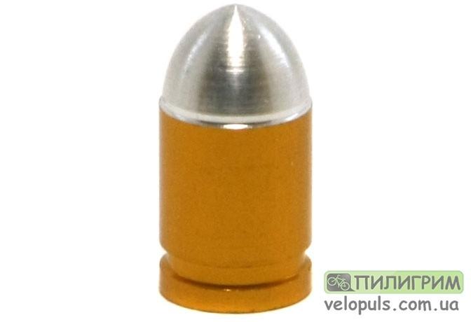 Колпачок для камеры - TW V-12 Presta Al Золотистый