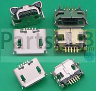 Разъем зарядки для Lenovo A2109 IdeaTab/A2109A/A1-07 возм. совм. с Lenovo A1000 IdePad/IdeaTab 2/A7-20/A7-20F/A2109 IdeaTab/A2109A/A1-07 5 pin, micro