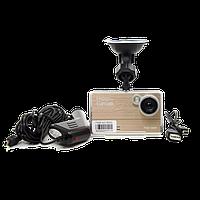 DVR Metal Black Автомобильный  Видеорегистратор