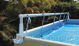 Наматывающее устройство Solaris II с трубками для наземных бассейнов, фото 2