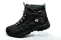 Термо ботинки в стиле Columbia Firecamp Boot, 1672881-012