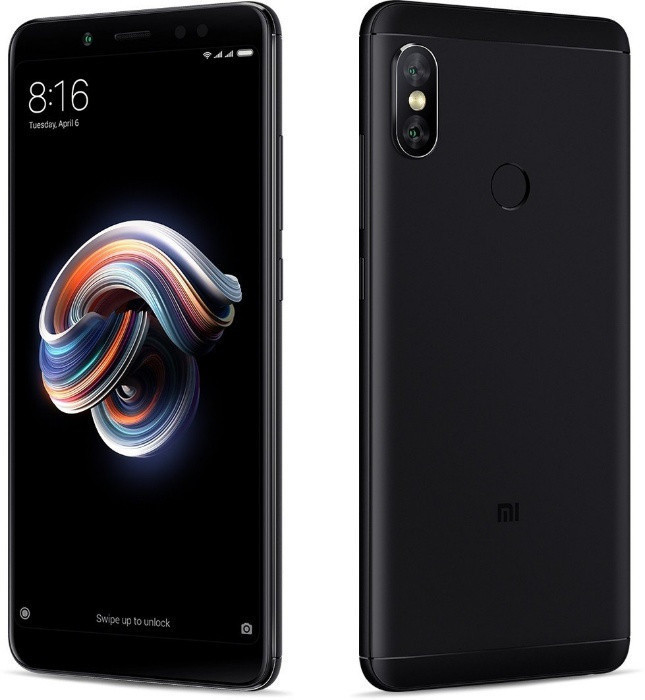 Xiaomi Redmi Note 5 4/64Gb Black Gold(Глобальная версия)