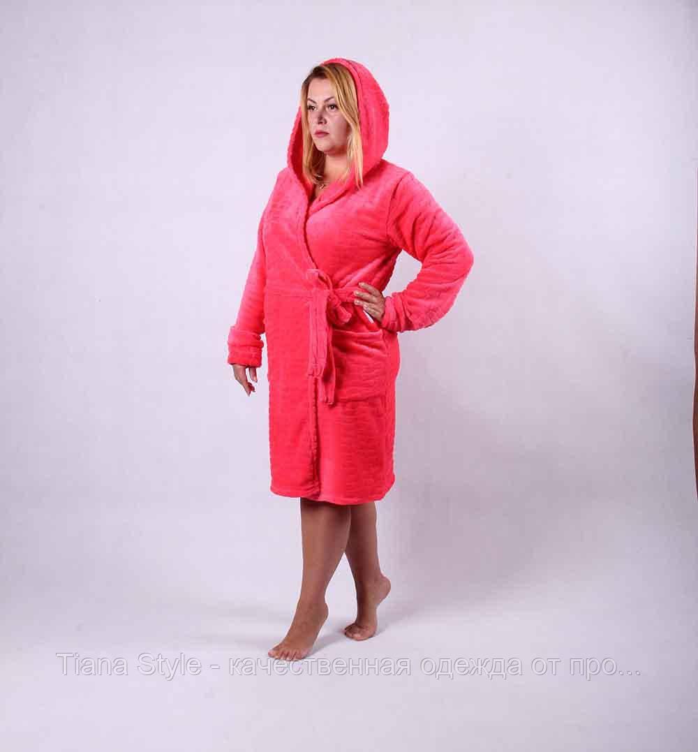 3f3cbdeda9115 Махровый женский халат