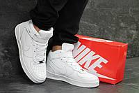 Зимние мужские кроссовки Nike Air Force найк аир форс с мехом   чоловічі  кросівки (Топ 07723bc5198a8